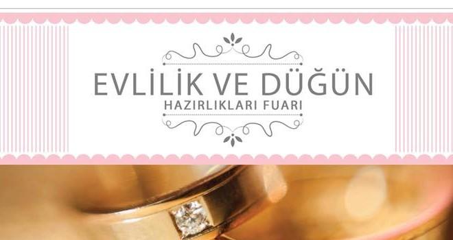 Evlilik ve Düğün Hazırlıkları Fuarı 25 Ocak'ta açılıyor