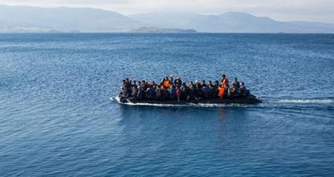 Mülteci çocuklar zorda
