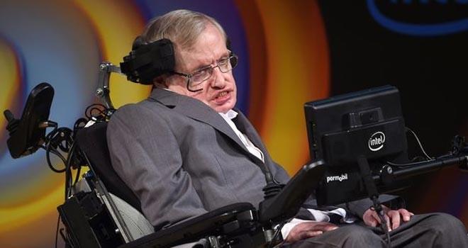 Hawking: İklim değişikliğini reddedenlere Venüs'e gitmelerini söyleyin