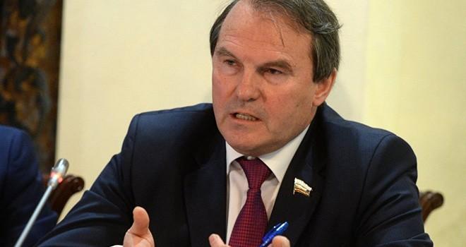 Rus senatör: Ukrayna'nın zıtlaşma senaryosunu ABD çiziyor