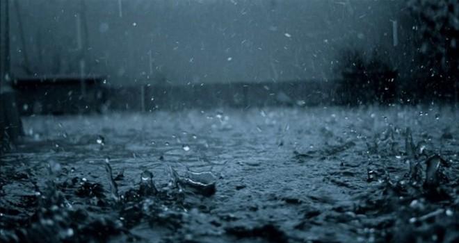 Hafta sonu sağanak yağmur bekleniyor
