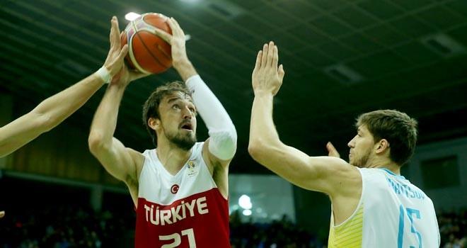 Türkiye 2'de 2 yaptı: 60-67