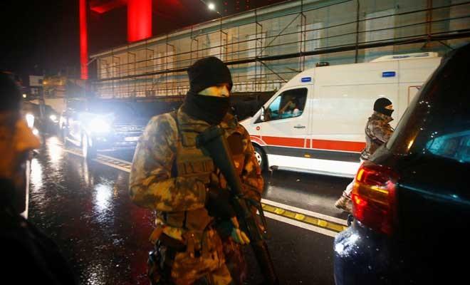 İstanbul'da terör saldırısı: 39 ölü