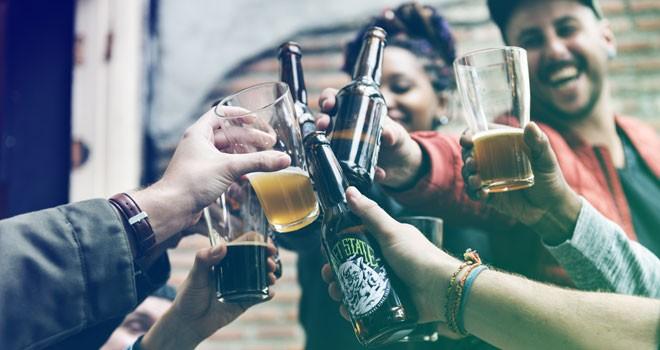 İçki tüketiminde ürkütücü artış