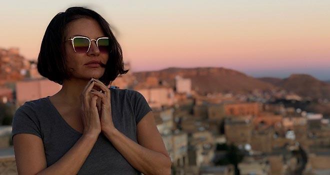 Göksel: Mardin'den çok etkilendim