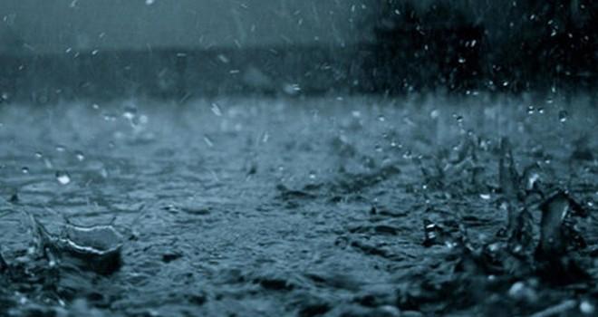 Esentepe'ye 28 kilogram yağış düştü