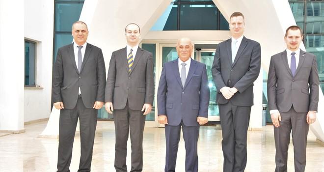 Macaristan Belediyeler Meclis Üyeleri'nden Benli'ye ziyaret