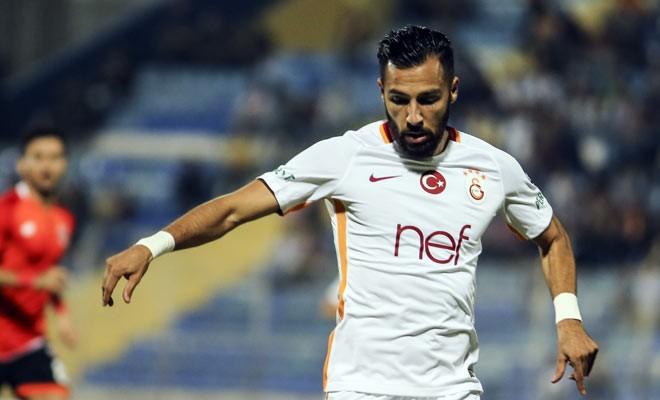 Galatasaray'da Yasin kadro dışı!