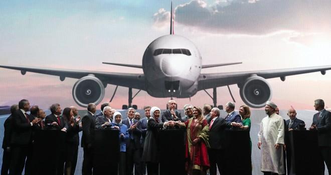 Erdoğan yeni havalimanının adını açıkladı: İstanbul Havalimanı