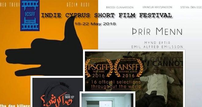 1. Kıbrıs Bağımsız Kısa Film Festivali başlıyor