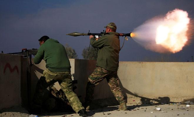Musul'un doğusu IŞİD'ten temizlendi