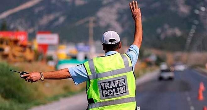 6 bin 423 araç kontrol edildi, 638 sürücüye ceza kesildi