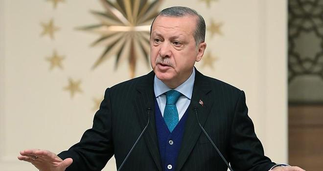 TC Cumhurbaşkanı Erdoğan: Kudüs kararının hiçbir hükmü olamaz