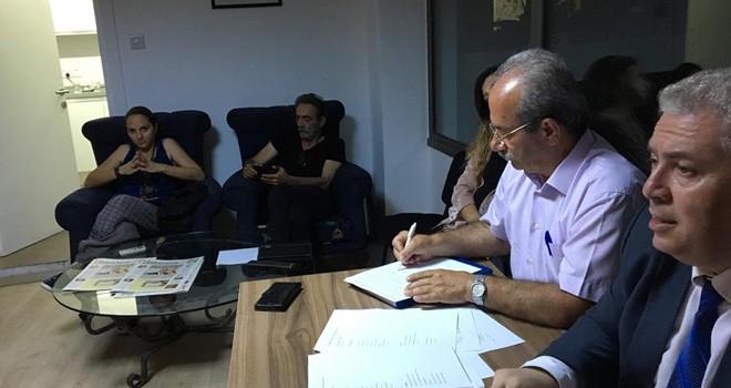 TKP-YG Genel Sekreterliğinde Mehmet Davulcu