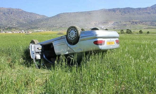 Kazayı görenler yardıma koştu
