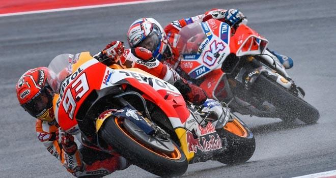 MotoGP'de Marquez, RX'de Kristoffersson şampiyon