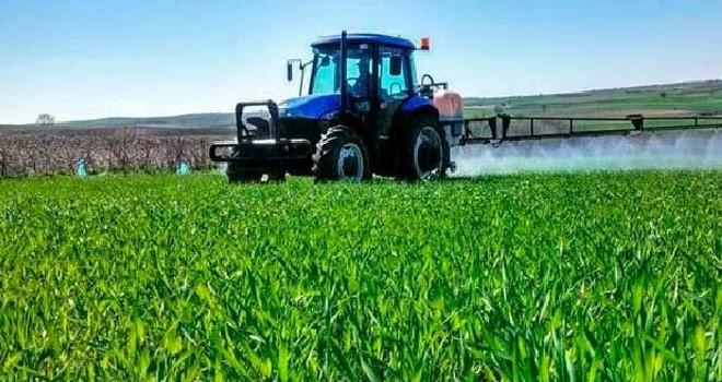 Güney Kıbrıs'taki tarım arazilerinin oranı