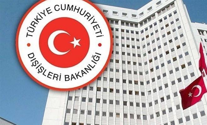 Türkiye'den Enosis kararına tepki