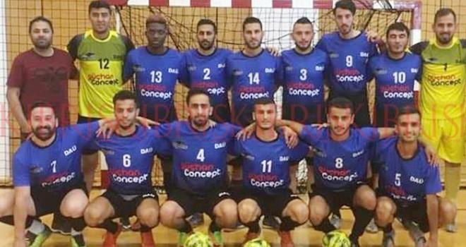 Futsal'da açılım