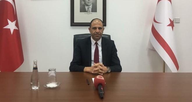 Dışişleri Bakanı Özersay İstanbul'a gidiyor