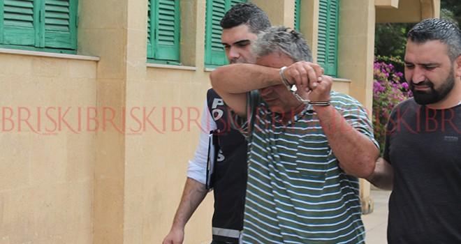 'Derbederlikten' tutuklandı