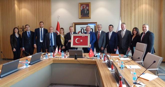 Ankara-Kayseri temasları tamamlandı
