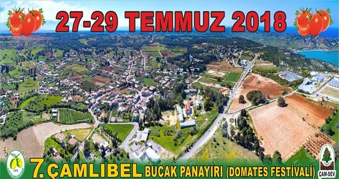 Domates Festivali 27-29 Temmuz'da