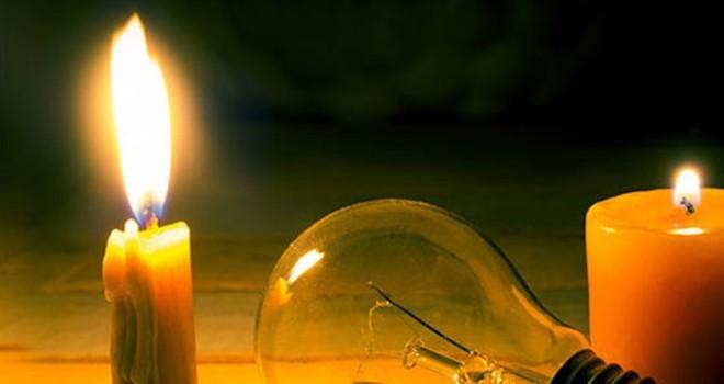 Birçok köyde 7 saatlik elektrik kesintisi