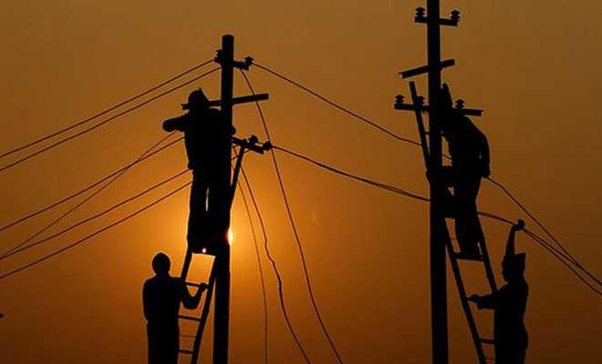 Geçitkale'de elektrik kesintisi