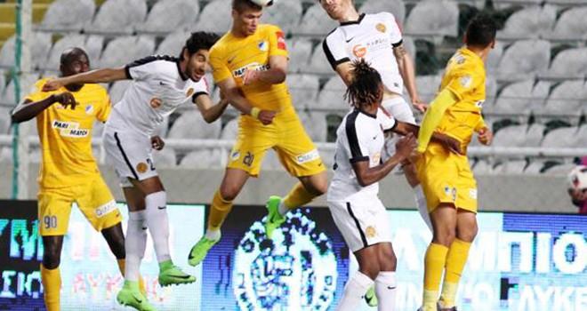 AEL-APOEL maçı sonrasında yaşanan olaylar