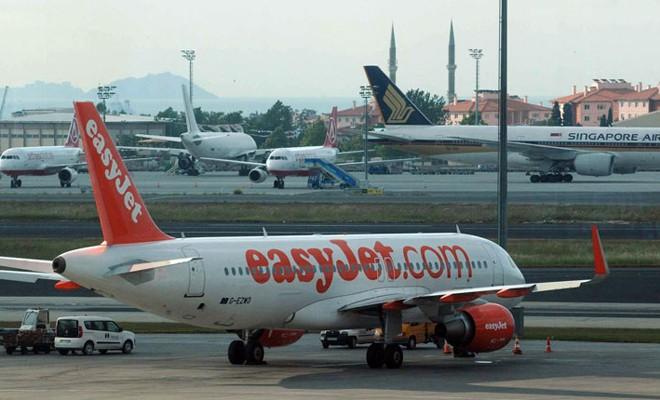Baf'tan havalanan uçak, İstanbul'a acil iniş yaptı