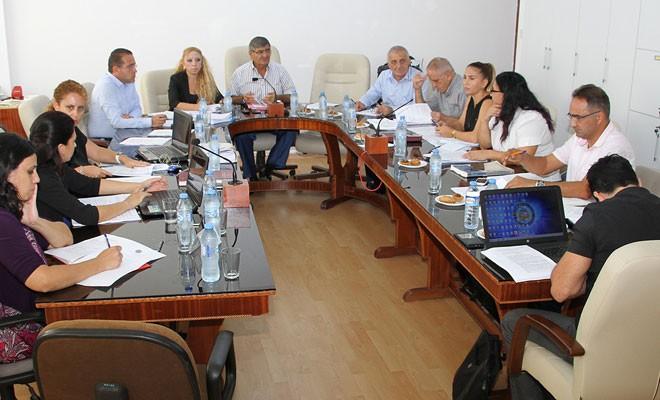 DAÜ kuruluş yasası komitede ele alındı