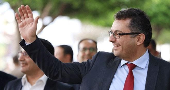 Başbakan Erhürman, Özgürgün'den görevi devraldı