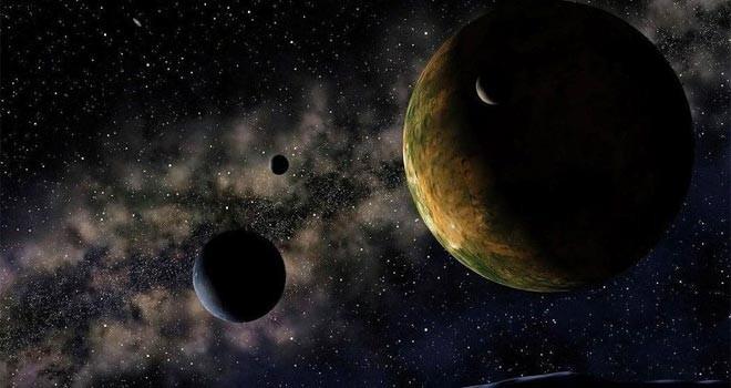 Bilim insanları, laboratuvar ortamında gezegen oluşturdu