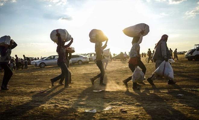 90 mülteci siyasi iltica istedi