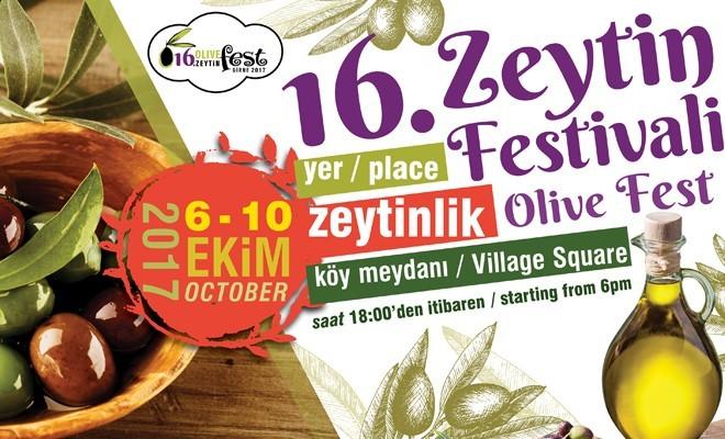 16. Girne Zeytin Festivali yarın Özdemir Erdoğan konseriyle sona erecek