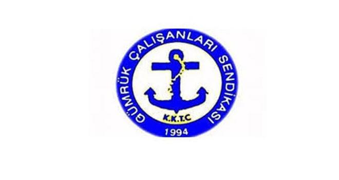 GÜÇ-SEN, Girne gümrük şubesinde yarın 2 saatlik greve gidiyor