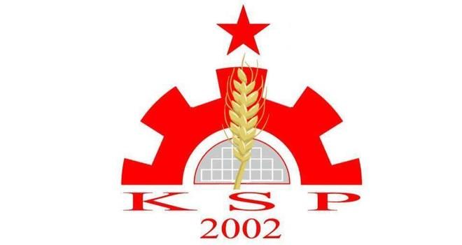 KSP, Afrika Gazetesi'ne dava açılmasını kınadı
