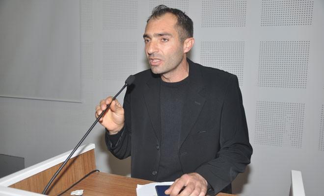 Yeni başkan Erhan Keser oldu