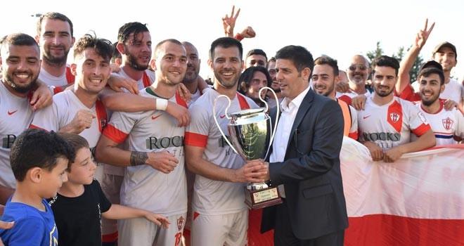 GHE Süper Lig'de: 2-0