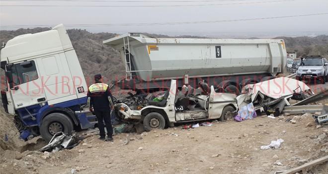 2017'de trafiğe 37 kurban verildi