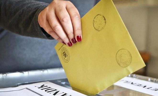 TC seçimleri için 5-9 Nisan'da oy verilebilecek