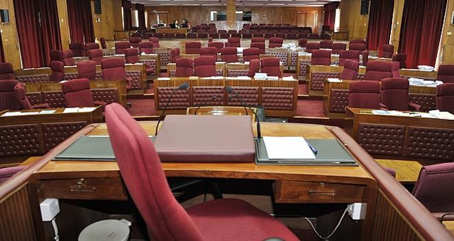 Meclis bugün yine toplanamadı!