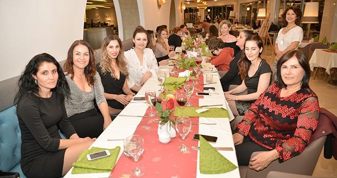 Kadın çalışanlara özel bir gece