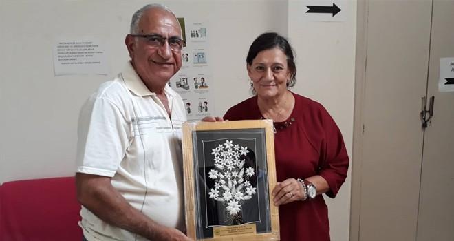 Avusturalya'daki Müslüman ve Türklerden Kanser Hastalarına Yardım Derneği'ne bağış