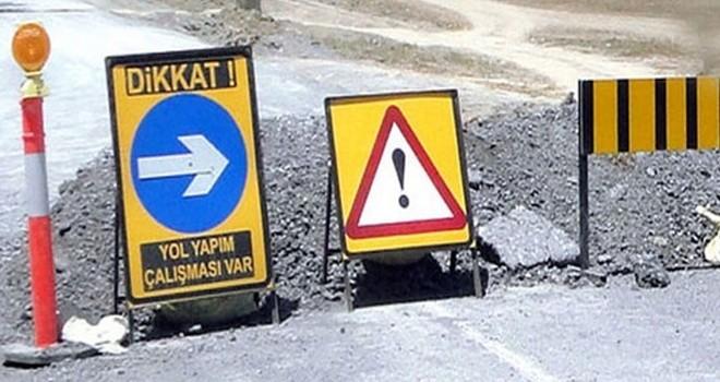 Girne Kurtuluş Caddesi trafiğe kapatılacak