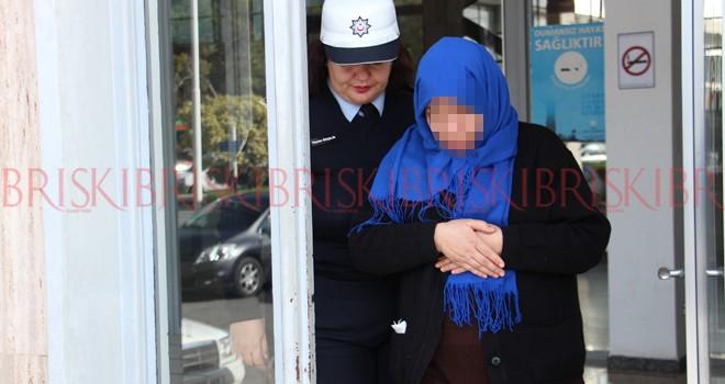 Beni Suriye'ye değil Mersin'e gönderin