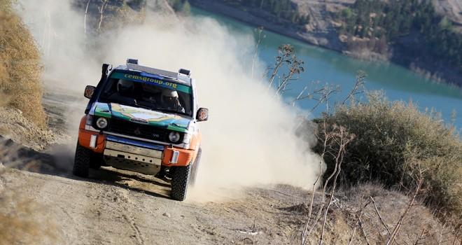 Rally-Raid şampiyonları belirlendi