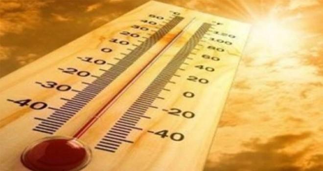 Hava sıcaklığı 38 dereceye çıkacak
