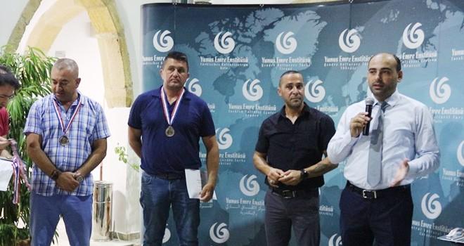 """""""Geleneksel Türk Okçuluğu"""" kurslarının Lefkoşa ayağı tamamlandı"""